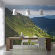 Fototapeta XXL - Green mountain landscape