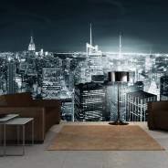 Fototapeta XXL - Nocne życie Nowego Jorku