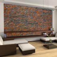 Fototapeta XXL - Ściana z cegły