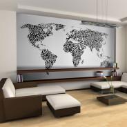 Fototapeta XXL - Mapa myśli