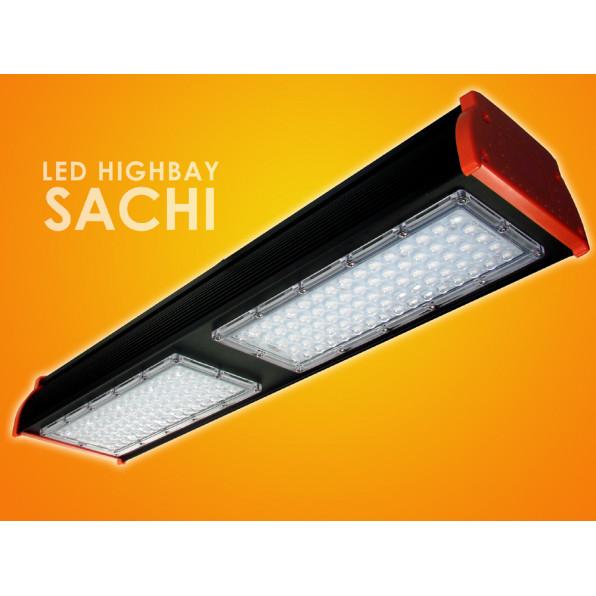 Lampa LED High bay linear Sachi 100W 5000K Nichia