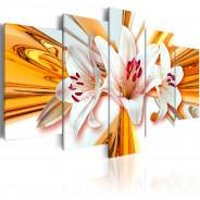 Obraz - Złoto lilii