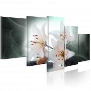 Obraz - Chłodne lilie