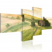 Obraz - Spokój Toskanii
