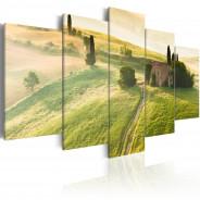 Obraz - Zielona Toskania