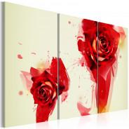 Obraz - Nowe spojrzenie na różę