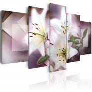 Obraz - Marzenia i lilie
