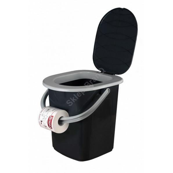 Wiadro toaleta 22 L