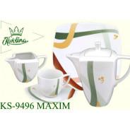 Garnitur do kawy 12/39 Maxim KS-9496