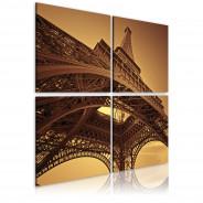 Obraz - Paryż - Wieża Eiffla