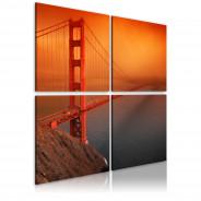 Obraz - San Francisco - Most Golden Gate