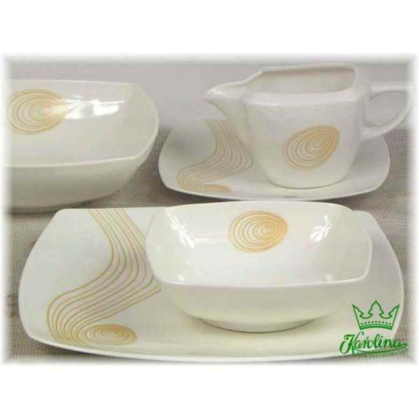Serwis obiadowy 12/42 Hiruni KS-1820