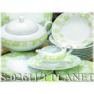 Serwis obiadowy 12/42 Planet S-02611/1