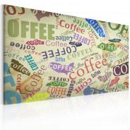 Obraz - Coffee is always a good idea