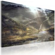 Obraz - The land of mists