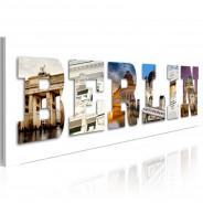 Obraz - Zabytki Berlina