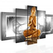 Obraz - Buddyjska modlitwa