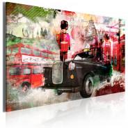 Obraz - Wspomnienia z Londynu