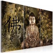 Obraz - Posąg Buddy