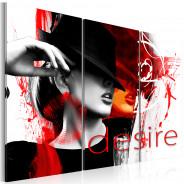 Obraz - Ogień pożądania