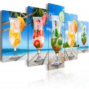 Obraz - Summer drinks