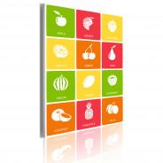 Obraz - Fruit mix