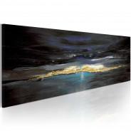 Obraz malowany - Po burzy zawsze wychodzi słońce