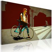 Obraz - Miejska podróż
