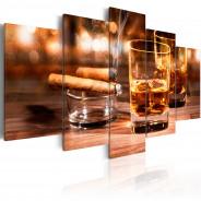 Obraz - Whisky i cygaro