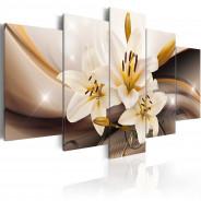 Obraz - Lśniąca lilia