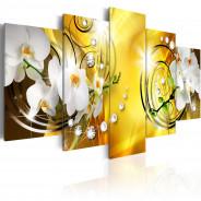 Obraz - Żółty zachwyt