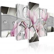 Obraz - Stalowe magnolie