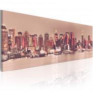 Obraz - Nowy Jork - Miasto światła