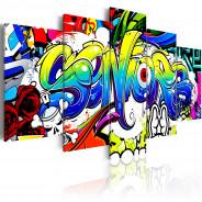 Obraz - Młodzieżowy świat