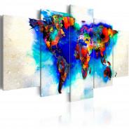 Obraz - Wszystkie kolory świata