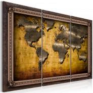 Obraz - Świat w ramach