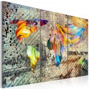 Obraz - Świat pełen kolorów