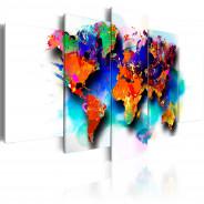 Obraz - Malowniczy świat
