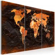 Obraz - Niezwykła mapa