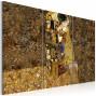 Obraz - Klimt inspiracje - Pocałunek