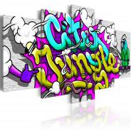 Obraz - Miejska dżungla