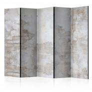 Parawan 5-częściowy - Kamienna historia II [Room Dividers]