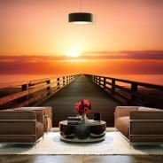 Fototapeta - Rytuał słońca