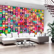 Fototapeta - Kolorowe pudełka