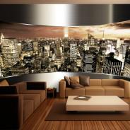 Fototapeta - Panorama Nowego Jorku