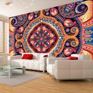 Fototapeta - Egzotyczna mozaika