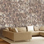 Fototapeta - Ceglana mozaika