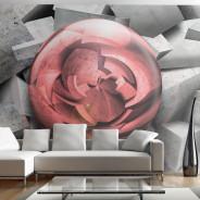 Fototapeta - kamienna róża