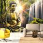 Fototapeta - Buddyjski raj