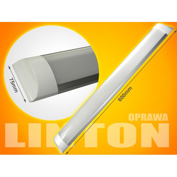 Oprawa led Linton 30cm 12W 4500K milky